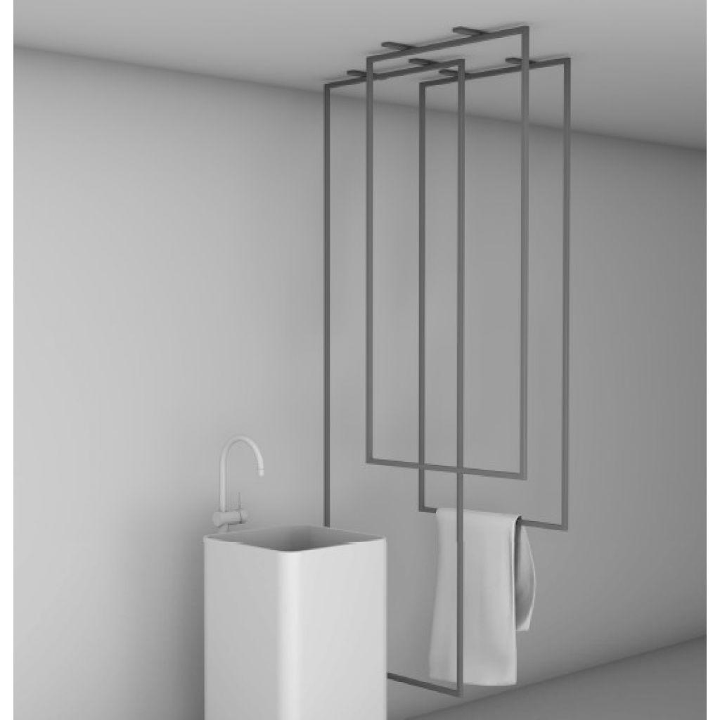 Dimasi Bathroom Servetto Wieszak Ręcznikowy Sufitowy 120x60 Cm