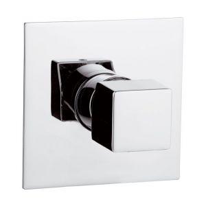DANIEL RUBINETTERIE Cube Waterfall Cu602 Bateria prysznicowa