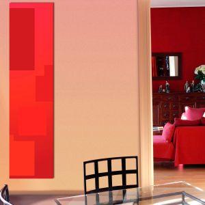 COSY ART Square Rouge Grzejnik elektryczny