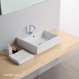 SM CERAMICHE Bacino 50x45 cm Umywalka