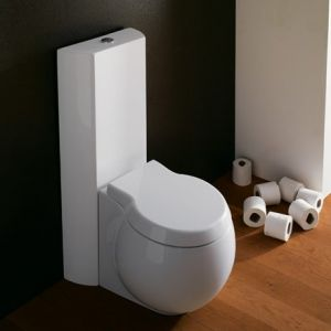 SCARABEO Planet 8401_8402_8404 Miska wc kompaktowa