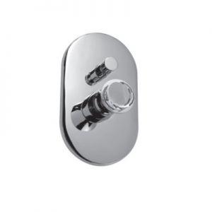 MAIER Muse Diamond 67312 Bateria prysznicowa Swarovski podtynkowa