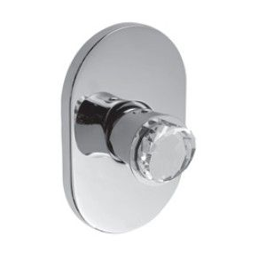 MAIER Muse Diamond 67315 Bateria prysznicowa Swarovski podtynkowa