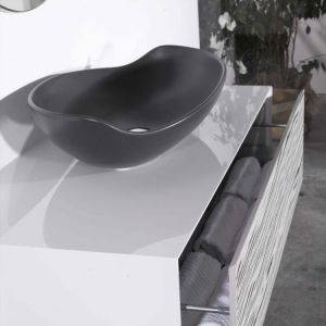 ARLEX ITALIA Miyuki AC0100163 Umywalka blatowa ceramiczna