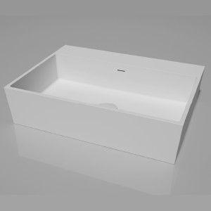 DIMASI BATHROOM Platinum Plt0241 Umywalka kompozytowa