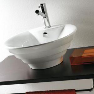 THE BATHCO Atlanta 0005 Ceramiczna umywalka blatowa
