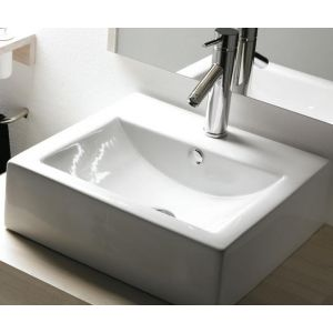 THE BATHCO Bolonia 0010 Ceramiczna umywalka