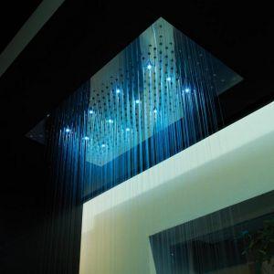 BOSSINI WI0372 Deszczownica 1000x500 mm RGB LED chromoterapia