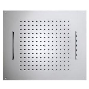 BOSSINI H38927 Deszczownica 3 funkcyjna 570x470 mm