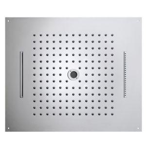 BOSSINI H38929 Deszczownica 4 funkcyjna 570x470 mm