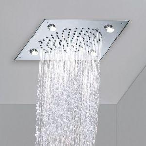 BOSSINI I00723 Deszczownica LED kwadratowa 260x260 mm