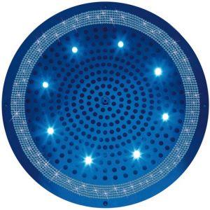 BOSSINI H37457050 Deszczownica 470 mm RGB LED Swarovski