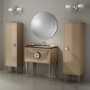 MIA ITALIA Novecento 04 Luksusowa szafka stojąca z umywalką