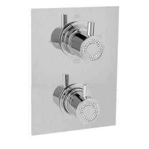 MAIER Muse Diamond 67602 Bateria prysznicowa Swarovski termostatyczna