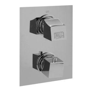 MAIER Skip Diamond 59602 Bateria prysznicowa Swarovski termostatyczna