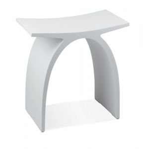 TEREO Ekskluzywny stołek do łazienki