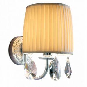 3SC Giotto Strass 251 Lampa łazienkowa ścienna