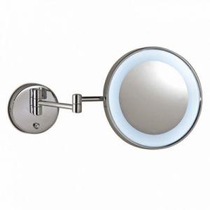 3SC ING07 Lusterko kosmetyczne okrągłe ścienne LED