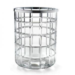 3SC Palace PA65A Łazienkowy pojemnik na śmieci stojący kryształ