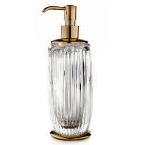 3SC Elegance EL01DA Dozownik na mydło stojący kryształ