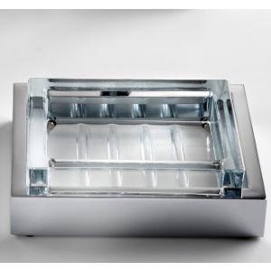 3SC SK20 SK01A Mydelniczka stojąca szkło