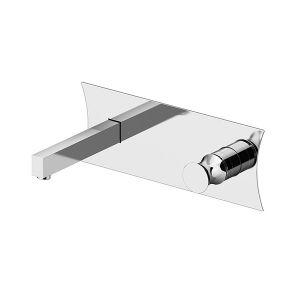 GATTONI Intersezione 4735 Nowoczesna bateria umywalkowa podtynkowa