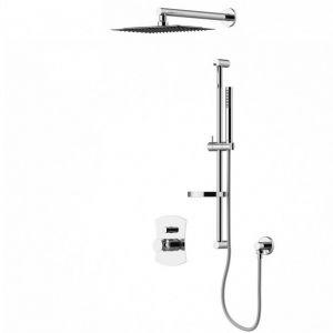 GATTONI Intersezione 4792PD Nowoczesny zestaw prysznicowy
