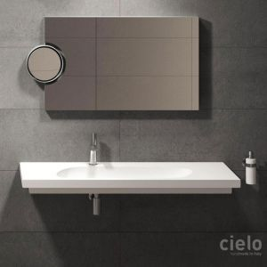 CERAMICA CIELO CubiKa CULS140 Umywalka ceramiczna duża