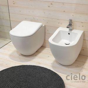 CERAMICA CIELO Fluid FLVA Miska toaletowa stojąca