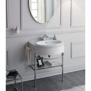 OLYMPIA CERAMICA Impero IMPL7001 Konsola umywalkowa biała