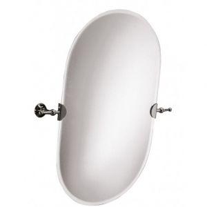 3SC Pastelli 524 Lustro łazienkowe ścienne owalne retro