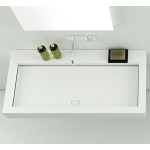 MOMA DESIGN Planar Umywalka z kompozytu Corian
