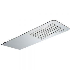 CISAL Xion DS016410 Deszczownica prysznicowa stal nierdzewna szczotkowana