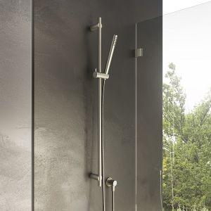 HOTBATH Archie AR307 Zestaw prysznicowy stal nierdzewna szczotkowana