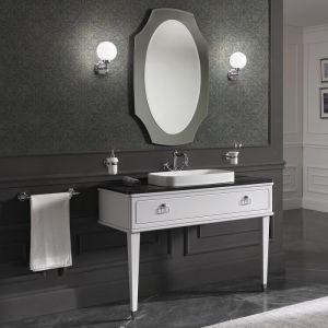 MIA ITALIA Torino 05 Elegancka szafka z wpuszczaną umywalką