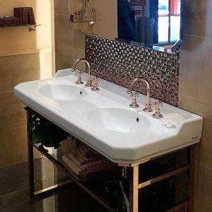 SBORDONI Romana 9200 Podwójna umywalka retro