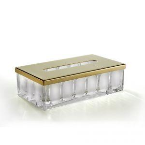 3SC Montblanc MB70A Pojemnik na chusteczki kryształ