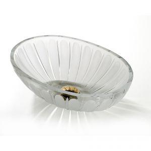 3SC Montblanc MB11OV Umywalka nablatowa kryształ ze szkła