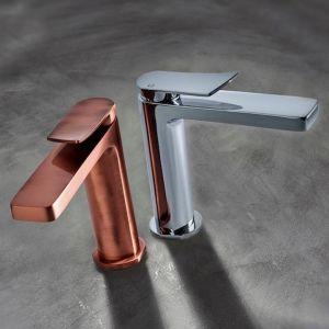 GATTONI Soffio 8140 Bateria umywalkowa miedziana lub chrom