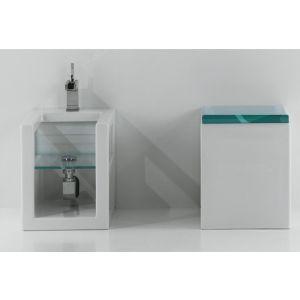 GSG CERAMIC DESIGN Glass Glbi01 Bidet