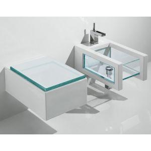 GSG CERAMIC DESIGN Glass Glwcso Miska wc