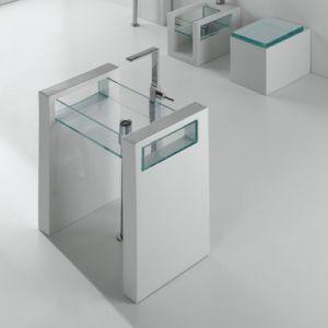 GSG CERAMIC DESIGN Glass Col80fs Umywalka