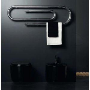 SCIROCCO Graffe 125 O Grzejnik poziomy wodny lub elektryczny