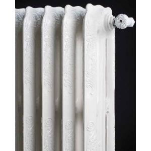 SCIROCCO Tiffany Grzejnik z dekoracją 3 kolumny