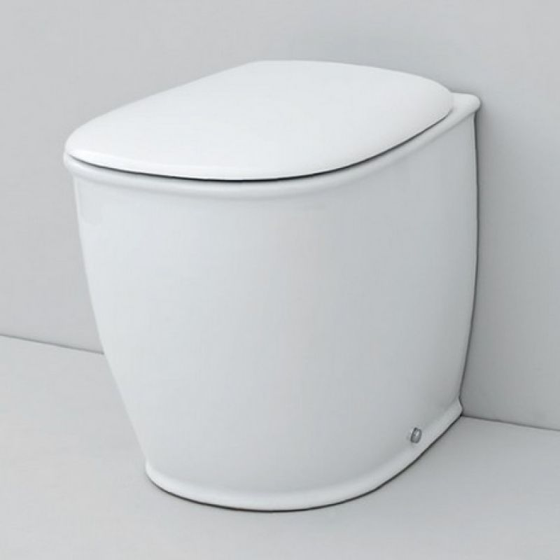 ARTCERAM Azuley AZV002 Toaleta stojąca